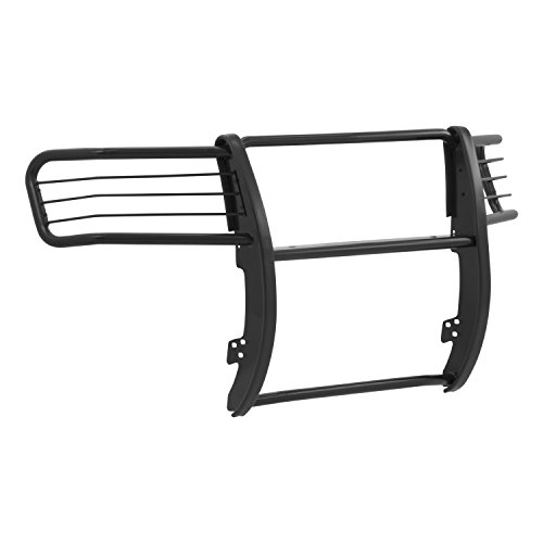 Aries 4070 Black Steel Grille Guard - 1500 Aries Grille Guard