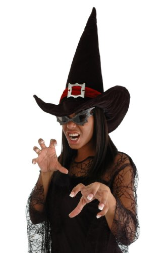 Fancy Witch Hats (elope Black Witch Hat)