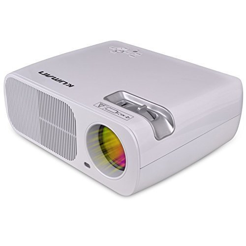 Projector Portable 800x480 Resolution Theater