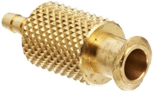Qosina 65228 PVC Female Luer Lock 0.098-0.087 ID Pack of 25 For 2.5mm OD Tubing