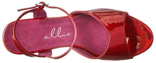 Shoes 609 Ellie Red lola Womens LOLA 609 dO0wnpR0
