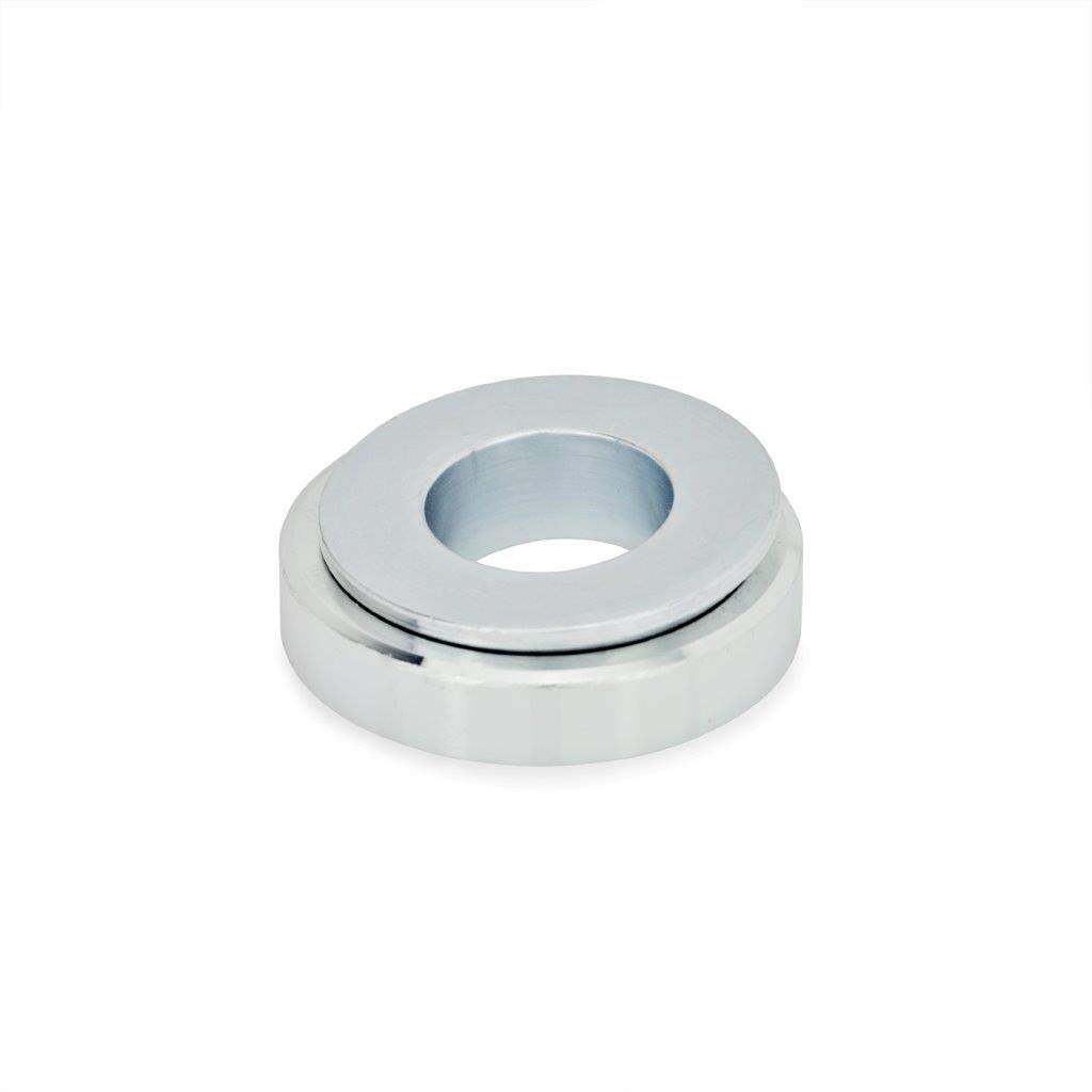 J.W. Winco 25WLA8 Spherical Leveling Washers, GN350.3, 80.5 mm ID, Steel by JW Winco