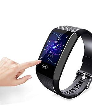 HTTHLH Smart Watch Smartwatch Esférica Pantalla Curva Ip68 ...