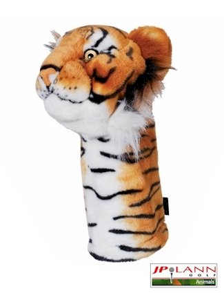 Animal Headcover (Tiger) by JP Lann