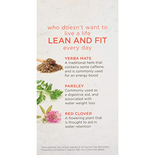 Bigelow Benefits Lean and Fit Citrus & Oolong Tea Bags, 18 Count Box (Pack of 6), Caffeinated 108 Tea Bags Total 3