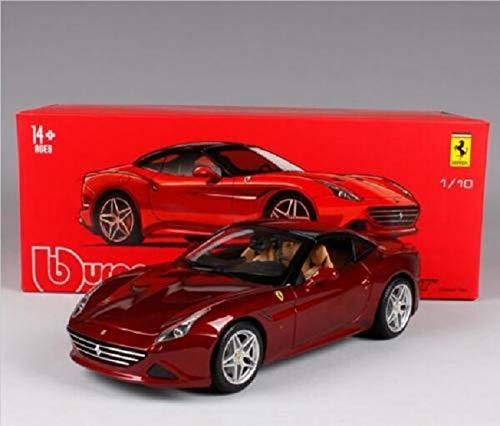 ブラーゴ 1/18 シグネチャー シリーズ フェラーリ カルフォルニア T クローズトップ Bburago 1/18 Ferrari California T Closed Top レース スポーツカー ダイキャストカー Diecast Model ミニカー