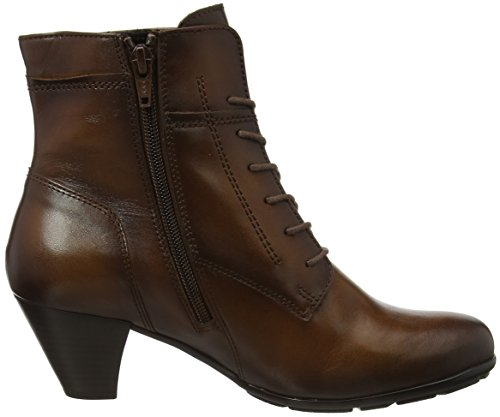22 Gabor Shoes Sattel Effekt Femme Bottes Marron Gabor Basic ZOxvxwR
