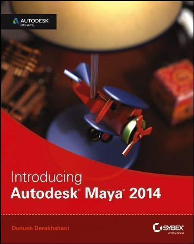 Maya 2014: Autodesk Official Press Pap/Psc Edition by Derakhshani, Dariush published by John Wiley & Sons (2013) ()