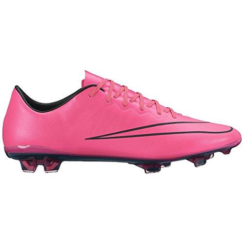 Nike Mercurial Vapor X FG - Zapatillas de fútbol para hombre Rosa - rosa