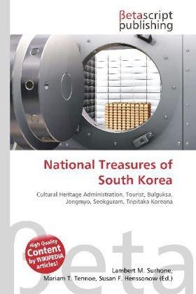 National Treasures of South Korea Paperback