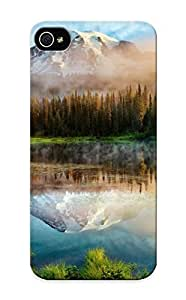 Honeyhoney Protection Case For Iphone 6 4.7 / Case Cover For Christmas Day Gift(mount Rainier)