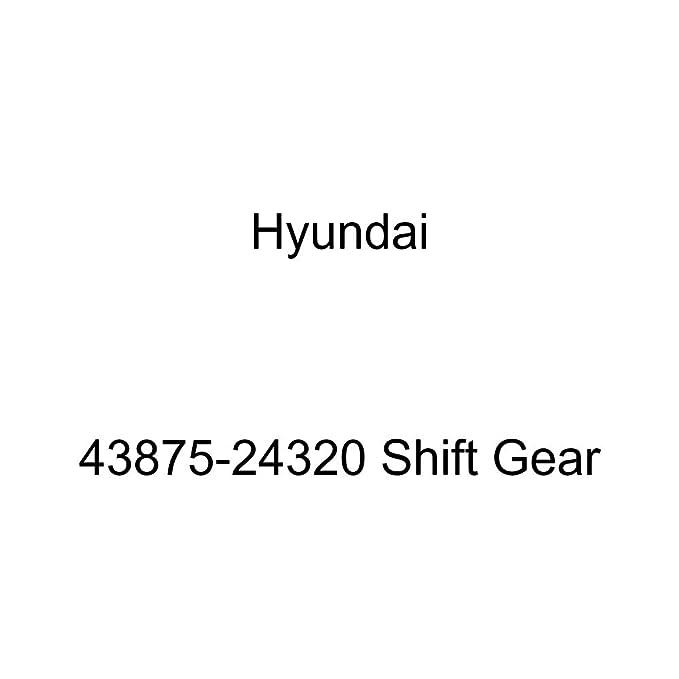 Genuine Hyundai 43875-24320 Shift Gear