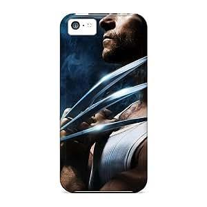 USMONON Phone cases New Iphone Iphone 5c Case Cover Casing(xmen Origins Wolverine)