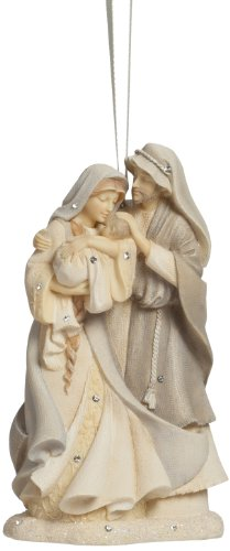Holy Family Christmas Ornament - 5