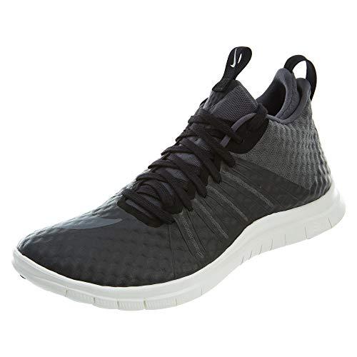 Nike Free Hypervenom 2 FS Mens hi top Trainers 805890 Sneakers Shoes (US 9, Black Dark Ivory 001)