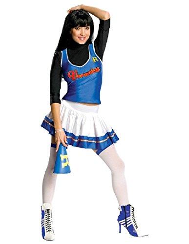 Secret Wishes  Womens Veronica Costume, Blue/White, Small -