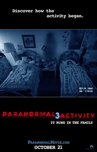 Paranormal Activity 3 (B) POSTER (11'' x 17'') by Poster & Prints
