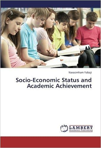 socio economic background and student academic performance