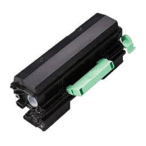 WORLDS OF CARTRIDGES Compatible Toner Cartridge Replacement for Ricoh Aficio 407319/407321 / Type SP 4500LA - SP 4500A (Jumbo Black: 100% Higher Yield) for Use in SP3600 / SP3610 / SP4510