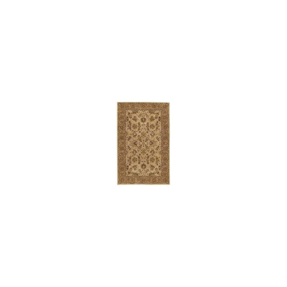 Chandra Rugs DRE 3105 Dream Floor Area Rug, Yellow Gold