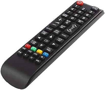 para Samsung TV Control Remoto Universal TV Control Remoto Universal para LCD LED Smart TV Monitores de TV satelitales: Amazon.es: Electrónica
