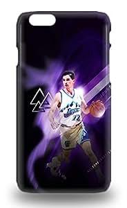 Iphone Hard Case Cover For Iphone 6 NBA Utah Jazz John Stockton #12