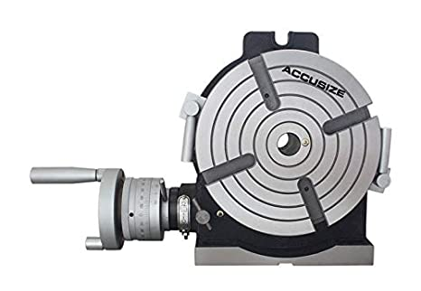 """8/"""" Precision Horizontal and Vertical Rotary Table"""