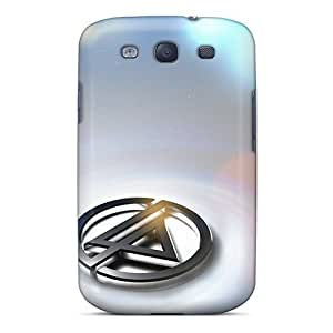 First-class Case Cover For Galaxy S3 Dual Protection Cover Linkin Park Logo