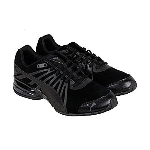PUMA Mens Cell Kilter Cross-Training Shoe (8 D(M) US, Black/Dark Shadow) For Sale