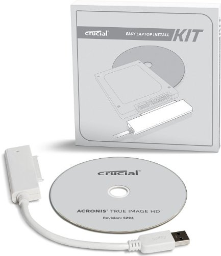 Amazon Com Crucial Easy Laptop Install Kit For 2 5 Inch Ssd