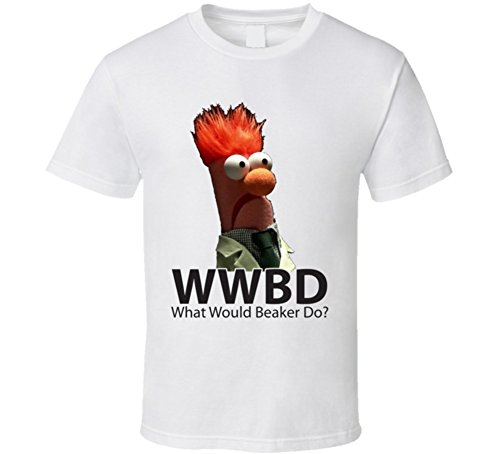 What Would Beaker Do Beaker Muppets Funny