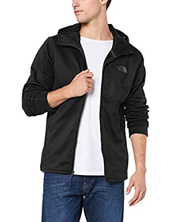The North Face Men's Canyonlands Hoodie, TNF Black, S