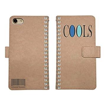 38a31dc3b4 Carine iPhone XR 手帳型 スマホケース スマホカバー di464(B) クロッキーブック 風 アイフォンXR