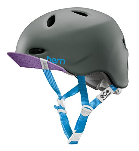 Bern Unlimited Berkeley Summer Helmet with Visor