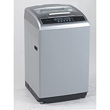 Avanti TLW21D2P 22u0026quot; Top Load Portable Compact Washer With 2.1 Cu. Ft.  Capacity