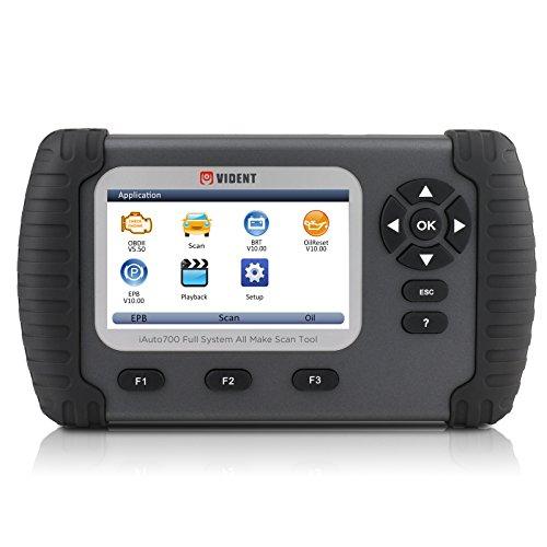 Autool ilink700LCD de 4.3' profesional completo sistema herramienta de diagnóstico automotriz aceite restablecer el EPB...