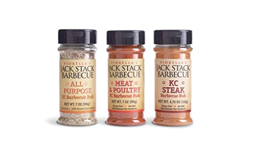 Jack Stack BBQ Triple Rub Gift Pack