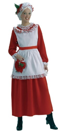 Mrs. Claus Christmas Costume