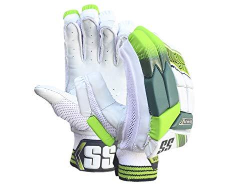 SS Men's Superlite Pro Cricket Batting Gloves Right Hand Batsmen