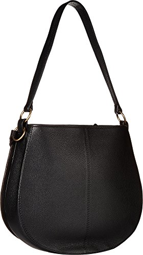 Chloe by See Kriss Women's Small Bag Black Saddle ZPc6qwcn