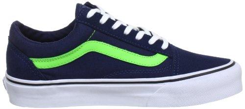 Vans Old Skool 2 - Zapatillas de skate unisex Azul (Blu (Blau (dress blues/gre)))