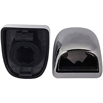 hercoo license plate light lamp lens w led. Black Bedroom Furniture Sets. Home Design Ideas