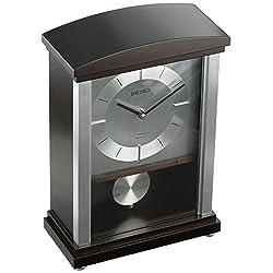 Seiko QXW440BLH Japanese Quartz Shelf Clock