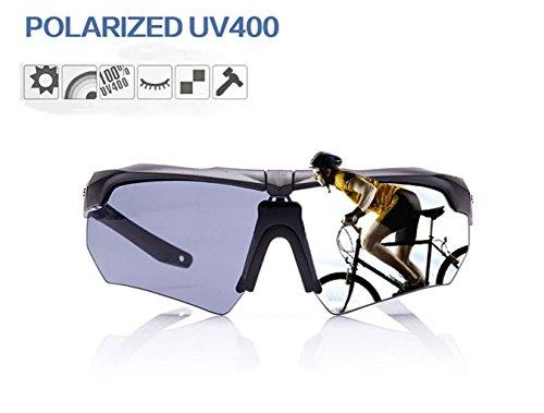 Prueba de Gafas Prueba a Impermeable PC a la Polvo Material Motocicleta Ciclismo y de explosiones de qrwvqPp