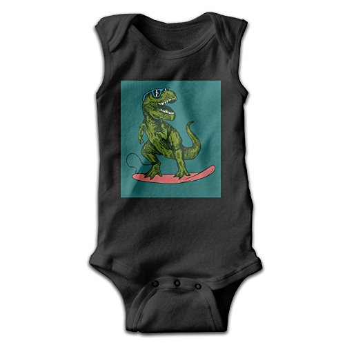 Xgnzyq Sunglasses For Dinosaur Surfing Cute Infant Baby Boy Sleeveless Toddler Climb Jumpsuit|Crawling Clothes - Month 0 3 Sunglasses