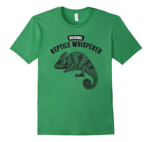 mens-reptile-whisperer-t-shirt-xl-grass