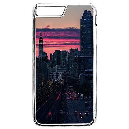 wholesale dealer 7d659 f4af1 Amazon.com: iPhone 7 Plus City Aesthetic Case,iPhone 8 Plus ...