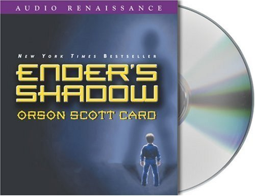 Ender's Shadow [Audiobook][Unabridged] (Audio CD)