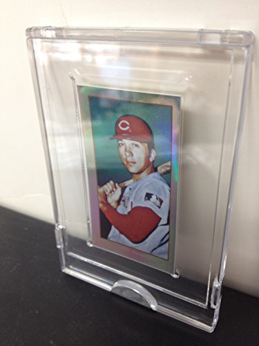 Limited Edition 2011 Johnny Bench Cincinnati Reds Old Mill eTopps Baseball Trading Card