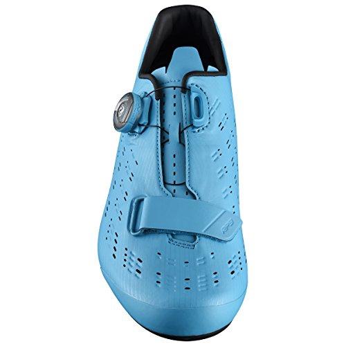 Shimano Shrp9pc460sb00 Mænd Sneaker Cykling, 46, Blå,